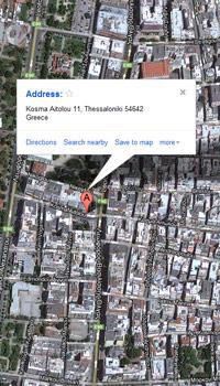 Βρείτε μας στο χάρτη